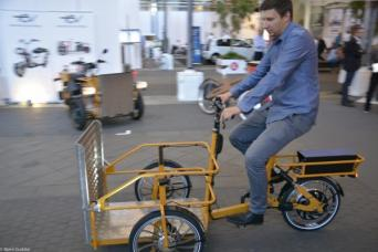 Cargo trike production